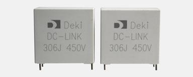 DC Link Capacitors
