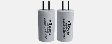 Film Capacitors, Plastic Film Capacitors, Motor Run Capacitor, Fan